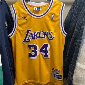Shaq Lakers Jersey